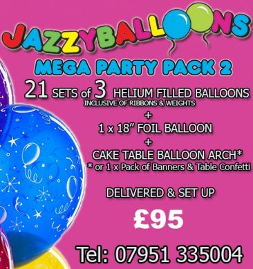 mega party package 2
